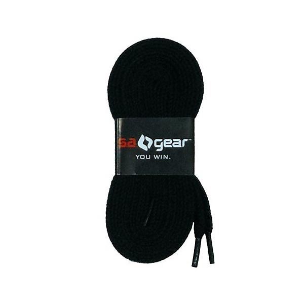 s.a.gear(エスエーギア)バスケットボール シューズアクセサリー カラーシューレース  130 S13-103-012 BLK 130 BLK