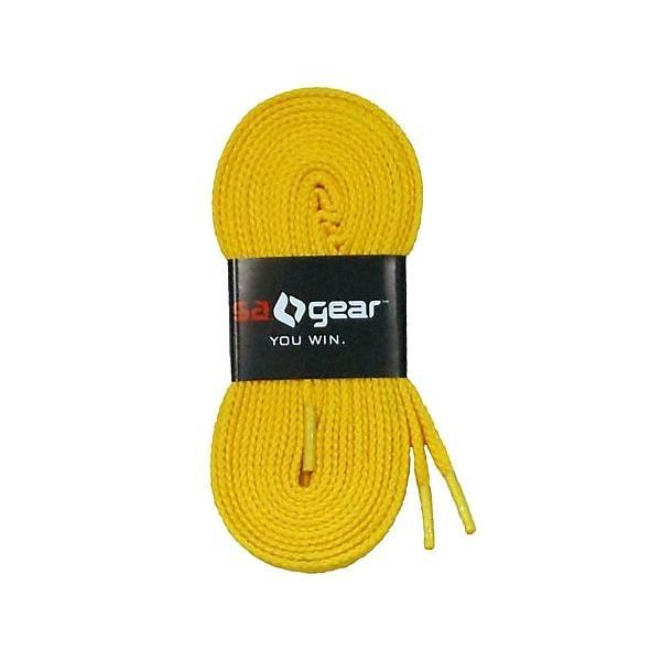 s.a.gear(エスエーギア)バスケットボール シューズアクセサリー カラーシューレース  170 S13-103-012 YEL 170 YEL