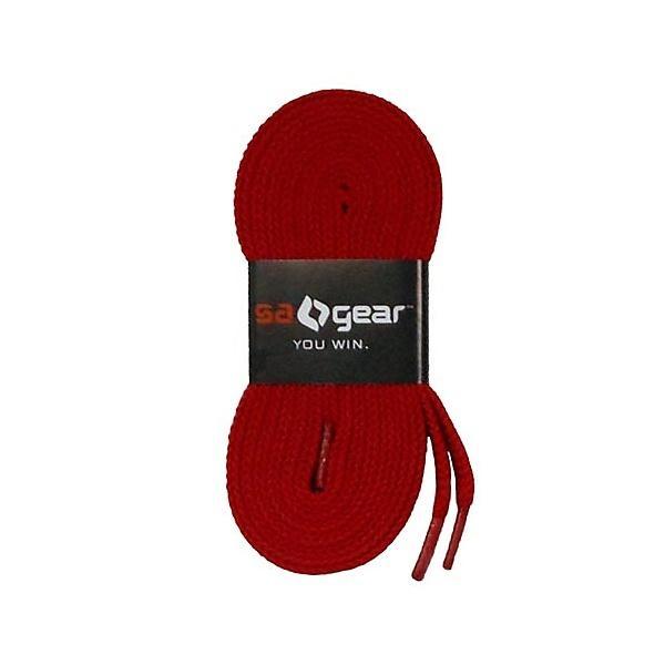 s.a.gear(エスエーギア)バスケットボール シューズアクセサリー カラーシューレース  130 S13-103-012 RED 130 RED