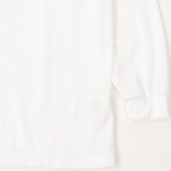 (セール)DESCENTE(デサント)バレーボール 長袖Tシャツ L/S 1POINT TEE DOR-B7285 WBK WBK