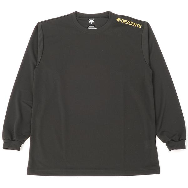 DESCENTE(デサント)バレーボール 長袖Tシャツ L/S 1POINT TEE DOR-B7285 BGD BGD