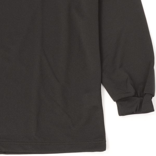 (セール)DESCENTE(デサント)バレーボール 長袖Tシャツ L/S 1POINT TEE DOR-B7285 BPPL BPPL