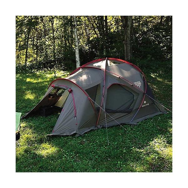 (送料無料)Snow Peak(スノーピーク)キャンプ用品 ファミリーテント ドックドーム Pro.6 SD-506