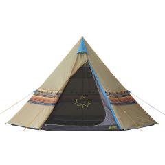 (送料無料)LOGOS(ロゴス)キャンプ用品 ソロ その他テント テントナバホTepee400 71806500