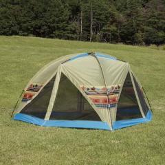 (セール)(送料無料)LOGOS(ロゴス)キャンプ用品 ファミリータープ タープナバホ ラウンドタープ 71806504