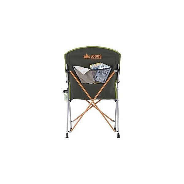 (送料無料)LOGOS(ロゴス)キャンプ用品 ファミリーチェア GREATDADDY CHAIR 73174008