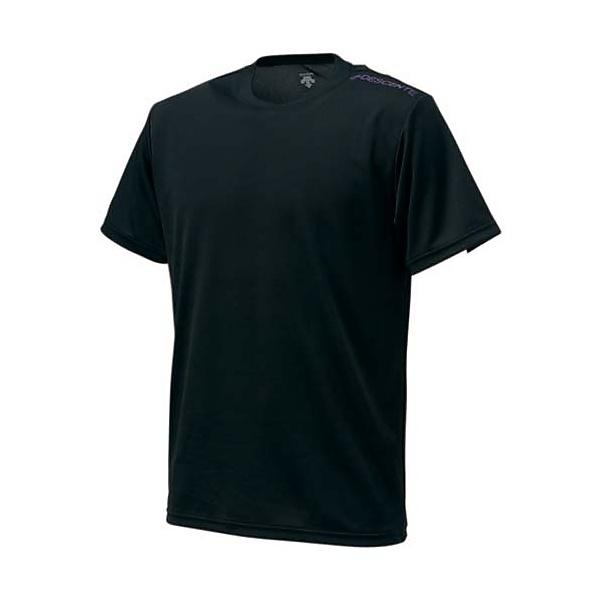 DESCENTE(デサント)バレーボール 半袖Tシャツ H/S 1POINT TEE DOR-B7455 BPPL BPPL