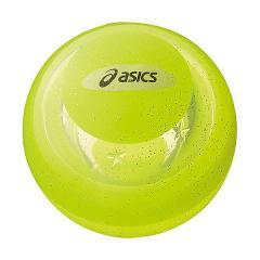 ASICS(アシックス)グラウンドゴルフ ボール ハイパワーボール アトム GGG328.04 F イエロー