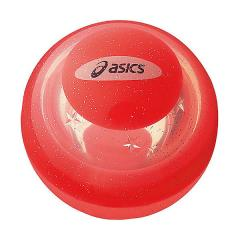 ASICS(アシックス)グラウンドゴルフ ボール ハイパワーボール アトム GGG328.23 F レツド