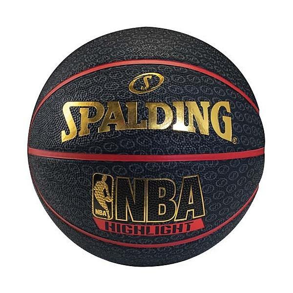 SPALDING(スポルディング)バスケットボール 7号ボール レッドハイライト 7 73-904Z 7 レッド