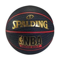 <LOHACO> SPALDING(スポルディング)バスケットボール 7号ボール レッドハイライト 7 73-904Z 7 レッド画像