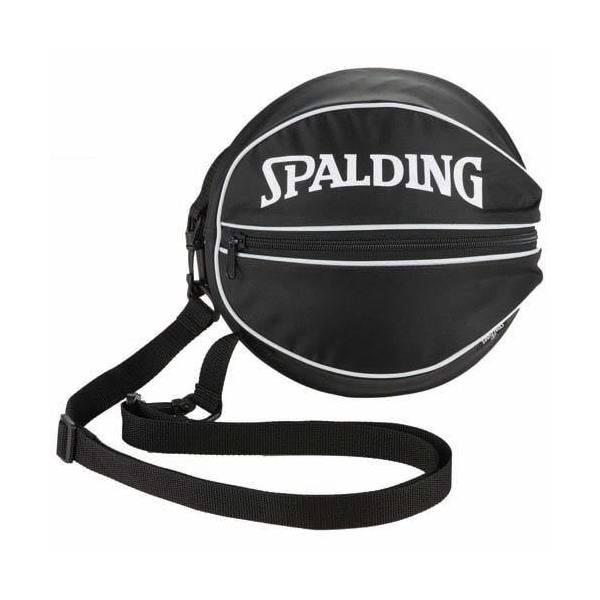 (セール)SPALDING(スポルディング)バスケットボール ボールアクセサリー ボールバッグ 49-001WH