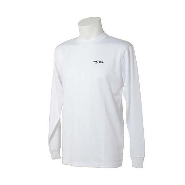(セール)s.a.gear(エスエーギア)バレーボール 長袖Tシャツ 長袖メッセージTシャツ 勝利 SA-F14-104-024 WHT WHITE