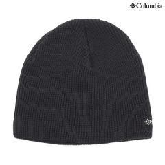 (セール)Columbia(コロンビア)ウインター ビーニー ニット帽子 ヘッドアクセ ウィリバードウォッチキャップビーニー CU9309-014 O/S BLACK BLACK