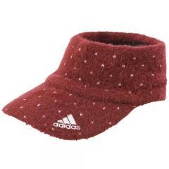 (セール)adidas(アディダス)ゴルフ レディース アクセサリー 帽子 リバーシブルニットバイザー XW958-A08786 レディース