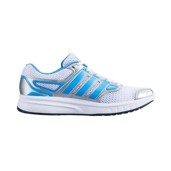 (セール)adidas(アディダス)ランニング レディースジョギングシューズ Galaxy S 4E S82847 レディース ランニングホワイト/ラッキーブルー S15/コアブラック