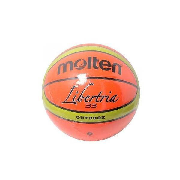 (セール)molten(モルテン)バスケットボール 7号ボール バスケットボール リベルトリア蛍光 7号球 B7T4000 メンズ 7 ORG