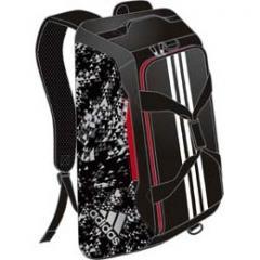 (送料無料)adidas(アディダス)サッカー バックその他 フットボールタフバックパック35L A97144 BLK/WHT メンズ NS