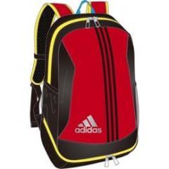 (送料無料)adidas(アディダス)サッカー バックその他 フットボールキッズバックパック20L A97141 RED/BLK メンズ NS