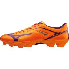(セール)MIZUNO(ミズノ)サッカー スパイク サッカー スパイク バサラ002MD メンズ P1GA156368 オレンジXパープル