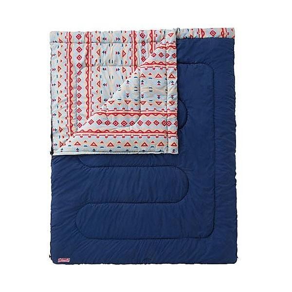 (セール)(送料無料)COLEMAN(コールマン)キャンプ用品 スリーピングバッグ 寝袋 封筒型 アドベンチャーススリーピングバッグ/C5 2000022260