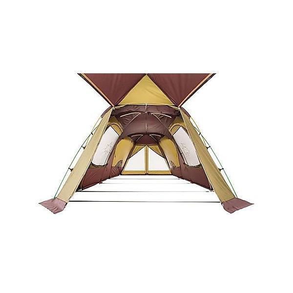 (送料無料)LOGOS(ロゴス)キャンプ用品 ファミリーテント プレミアム PANELグレートドゥーブル XL-AF 71805515