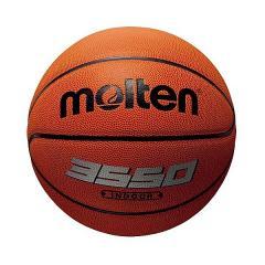 molten(モルテン)バスケットボール 6号ボール 6号 合皮ボール B6C3550 レディース 6 BRN