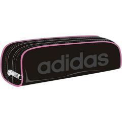 adidas(アディダス)スポーツアクセサリー 盛夏雑貨 エナメルマルチケース KBQ77 S92859 ジュニア NS ブラック/ブラック