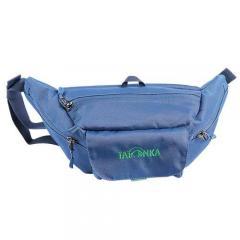 TATONKA(タトンカ)トレッキング アウトドア サブバッグ ポーチ ウエストポーチM AT2211 シャドーブルー(702)