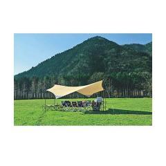 (送料無料)UNIFLAME(ユニフレーム)キャンプ用品 ファミリータープ REVOタープ600 681442