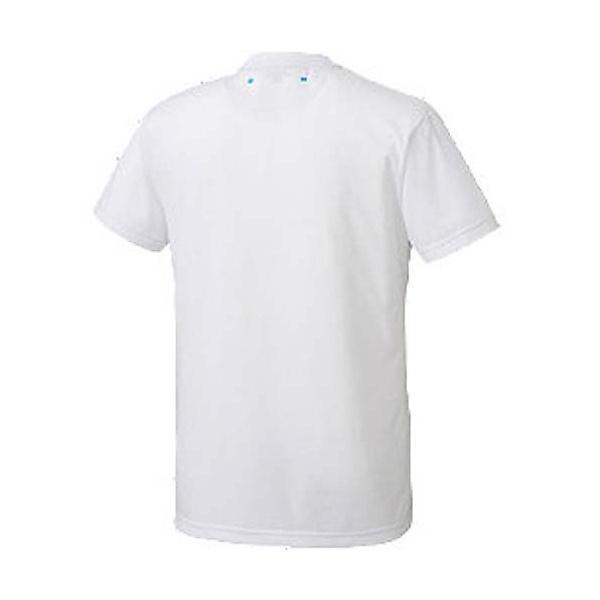 (セール)ASICS(アシックス)バスケットボール メンズ 半袖Tシャツ 半袖プリントTシャツ XB6544.01A WHT