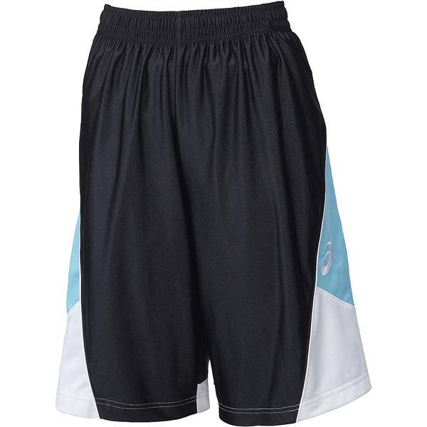 (セール)ASICS(アシックス)バスケットボール レディース プラクティスショーツ WSプラパン XB7548.9001 レディース BLK/WHT