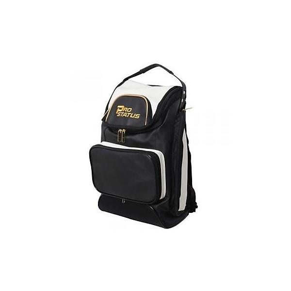 (送料無料)ZETT(ゼット)野球 ショルダーバッグ チームバッグ デイパック BAP415 ブラック/ホワイト