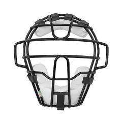 <LOHACO> (送料無料)Rawlings(ローリングス)野球 キャッチャーギア/ヘルメット 軟式用マスク(A・Bボール対応)CMR5100 メンズ B/W画像