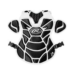 (送料無料)Rawlings(ローリングス)野球 キャッチャーギア/ヘルメット ソフトボール用プロテクター CPS5950 B/W