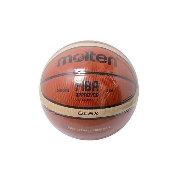 (送料無料)molten(モルテン)バスケットボール 6号ボール バスケットボール バスケットボール 6号球 BGL6X レディース 6 ORG