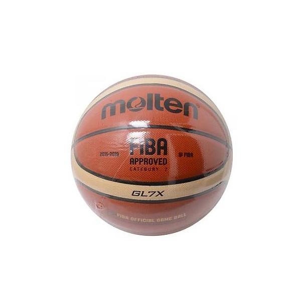 (送料無料)molten(モルテン)バスケットボール 7号ボール バスケットボール バスケットボール 7号球 BGL7X メンズ 7 ORG