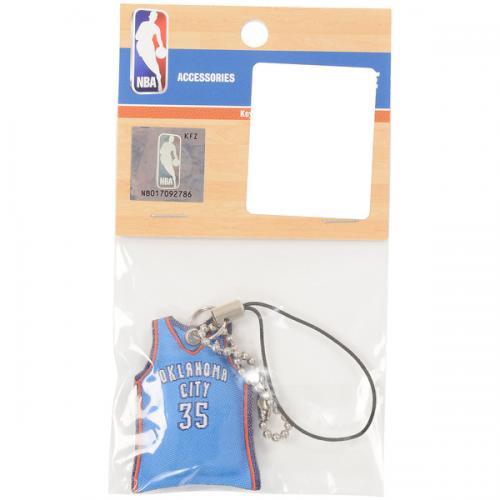 adidas(アディダス)バスケットボール アクセサリー UNI CHARM DURANT#35 NBA75663 青
