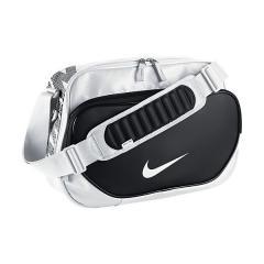 <ロハコ>(セール)NIKE(ナイキ)スポーツアクセサリー エナメルバッグ ナイキ オールチーム PU スモール BA4964-101 メンズ MISC ホワイト/ホワイト/(ブラック)画像