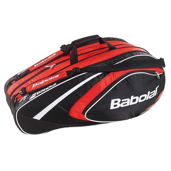 (セール)Babolat(バボラ)ラケットスポーツ バッグ ケース類 15RHX12 CLUB BB751078 レツド