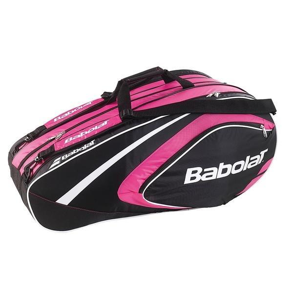 (セール)Babolat(バボラ)ラケットスポーツ バッグ ケース類 15RHX12 CLUB BB751078 ピンク