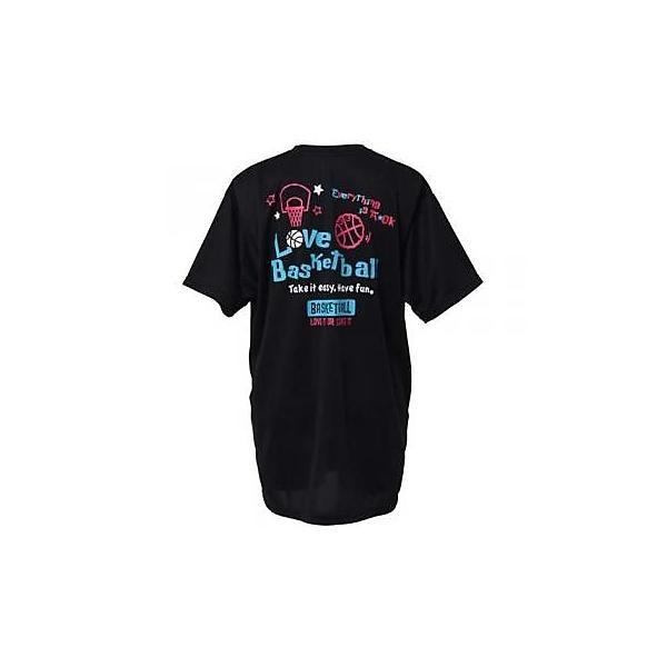 (セール)ASICS(アシックス)バスケットボール レディース 半袖Tシャツ バスケットボール ウェア WS TEE HS レディース XB010X.90A BLACK/PINK