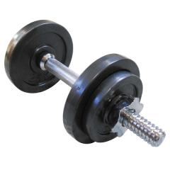 s.a.gear(エスエーギア)フィットネス 健康 ダンベル DUMBELL SET 10KG SA-Y15-203-062 10