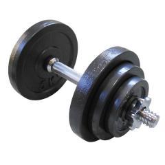 (送料無料)s.a.gear(エスエーギア)フィットネス 健康 ダンベル DUMBELL SET 20KG SA-Y15-203-064 20