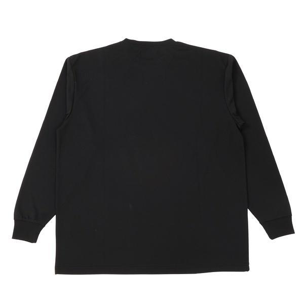 (セール)s.a.gear(エスエーギア)バスケットボール メンズ 長袖Tシャツ 長袖グラフィックT SA-F15-103-046 メンズ ブラック
