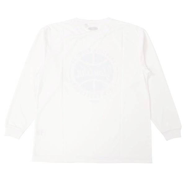 (セール)s.a.gear(エスエーギア)バスケットボール レディース 長袖Tシャツ WS長袖グラフィックT SA-F15-103-052 レディース ホワイト