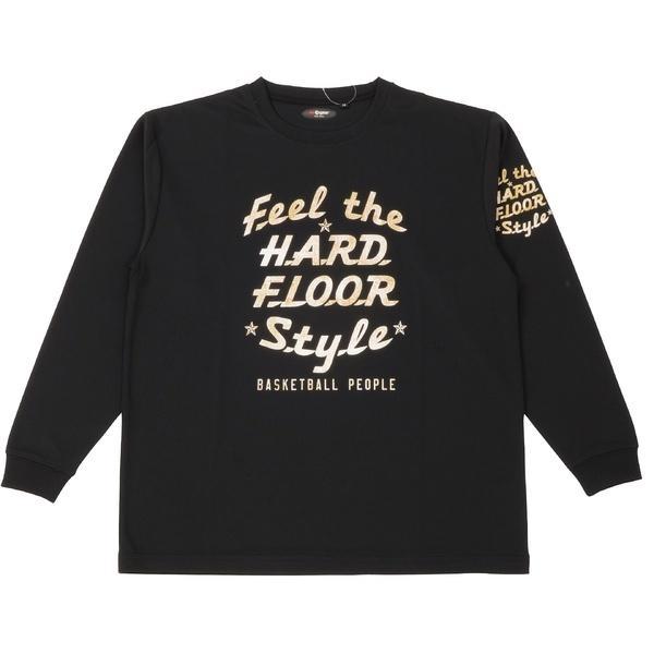 (セール)s.a.gear(エスエーギア)バスケットボール レディース 長袖Tシャツ WS長袖グラフィックT SA-F15-103-055 レディース ブラック