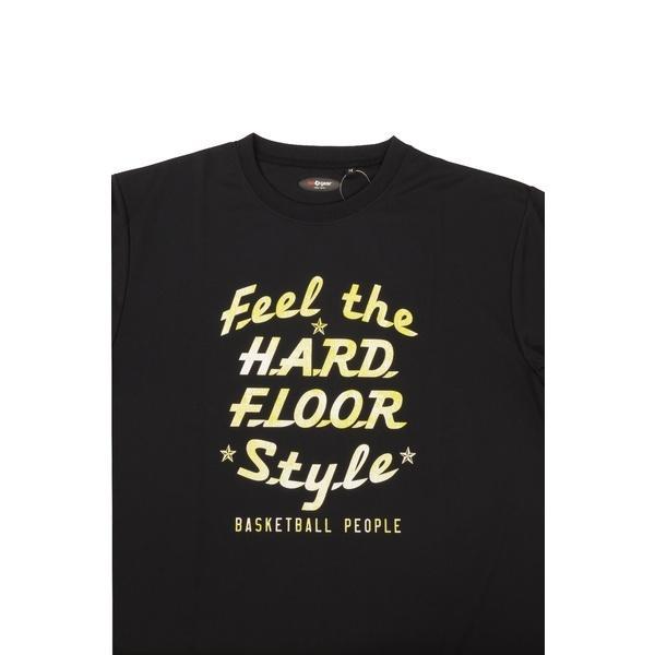 (セール)s.a.gear(エスエーギア)バスケットボール レディース 長袖Tシャツ WS長袖グラフィックT SA-F15-103-055 レディース ネイビー