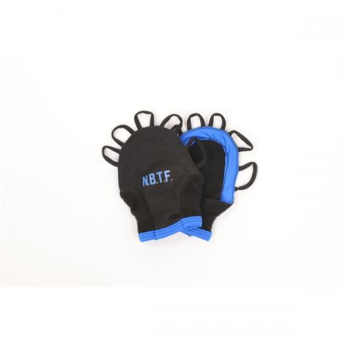 Number(ナンバー)バスケットボール アクセサリー 手甲グローブ NB-F15-103-007 FREE ブルー