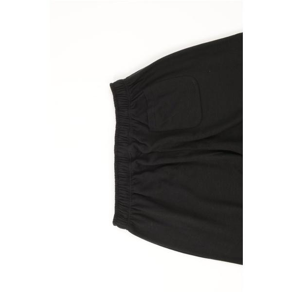 (セール)Number(ナンバー)バスケットボール メンズ スウェット NBTF ロゴスウェットロングパンツ NB-F15-103-016 メンズ ブラック